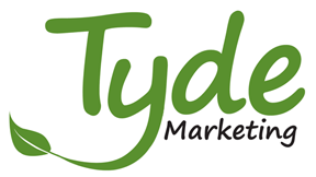 Tyde Marketing Logo Design
