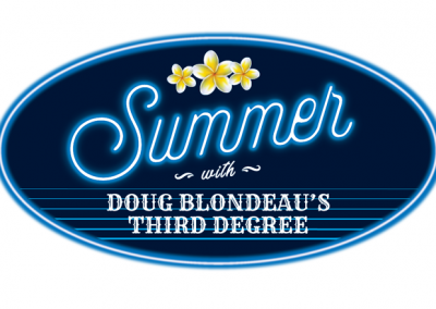 Summer's Third Degree Logo Design